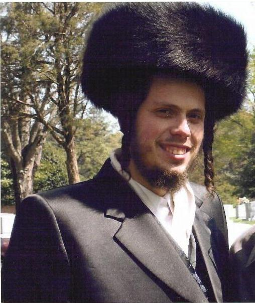 my traditional attire for Jewish ceremonies